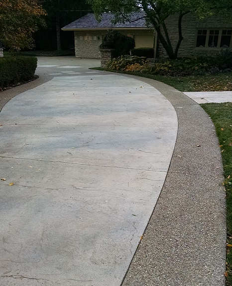 Attractive Stamped Concrete Patios In Columbus Ohio