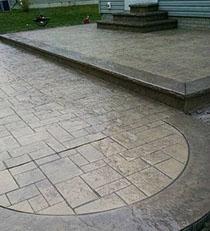 Stamped Concrete Patterns