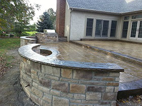 How Much Does Stamped Concrete Cost